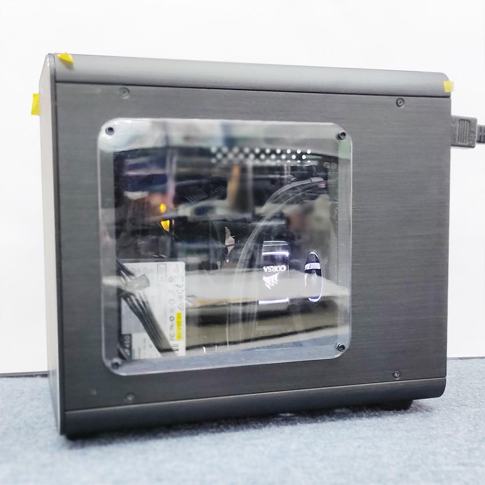 ROG STRIX Z390-I GAMINGの横