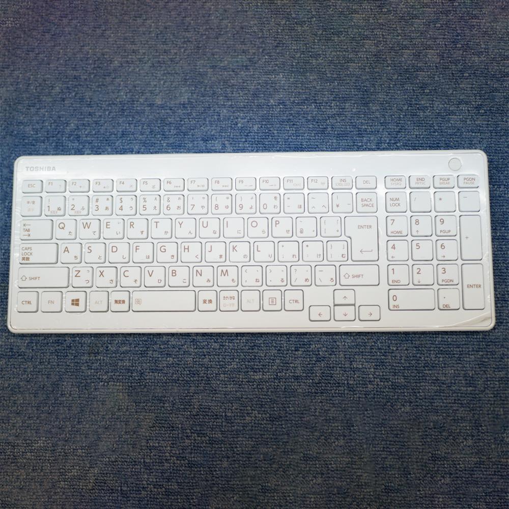 東芝 dynabook d513/32LWのキーボード