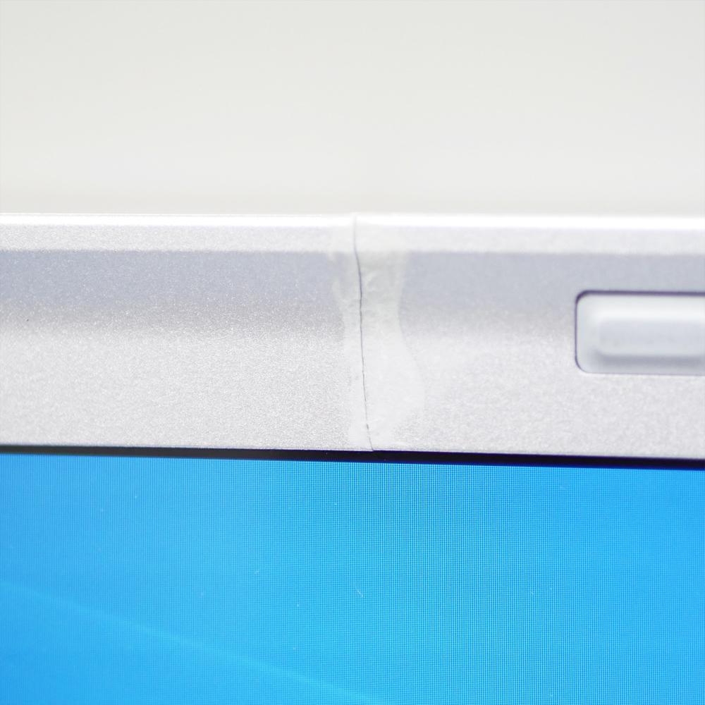 Panasonic Let's note CF-SZ5の傷部分