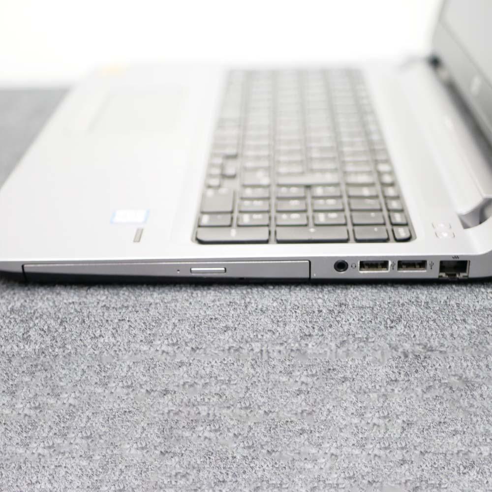 HP Probook 450 G3の右側面端子部分