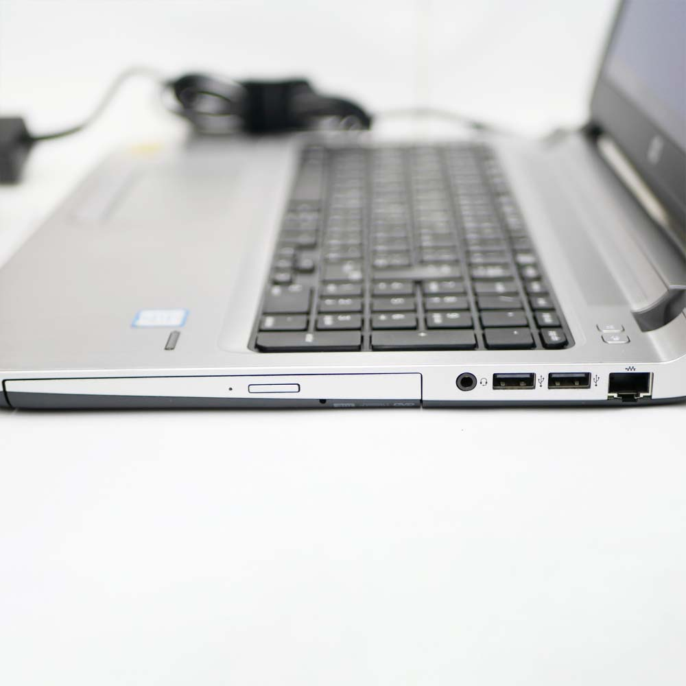 HP Probook 450 G3の右側面