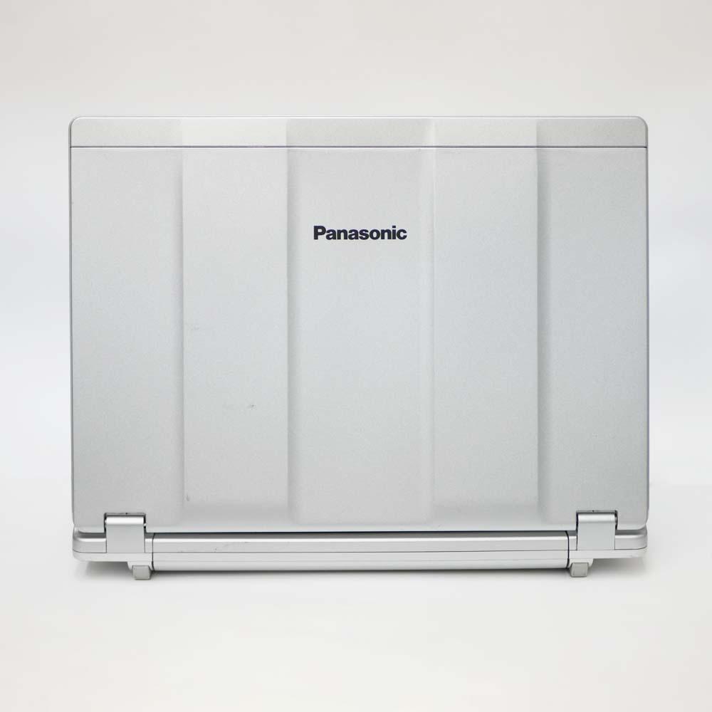 Panasonic Let's note CF-SZ5の背面