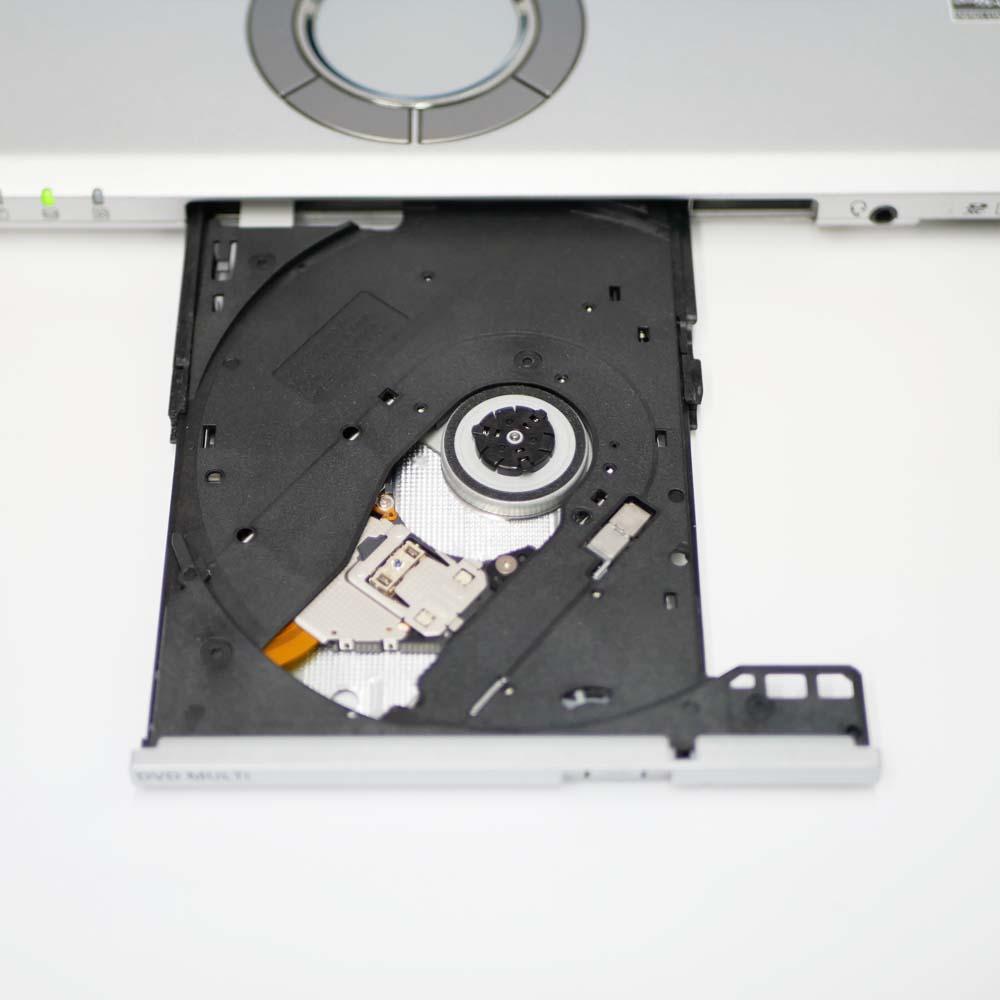 Panasonic Let's note CF-SZ5の光学ドライブ