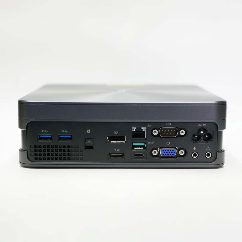 ASUS VivoMini VC-65-C1の端子