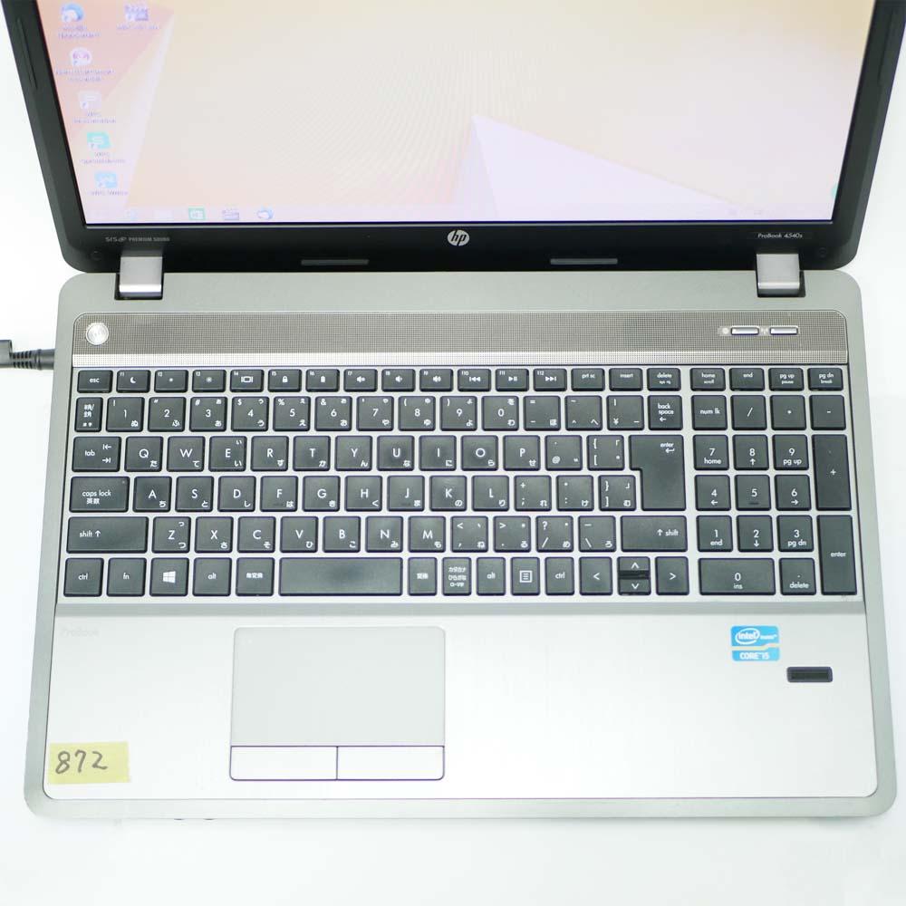 HP Probook 4540sのキーボード