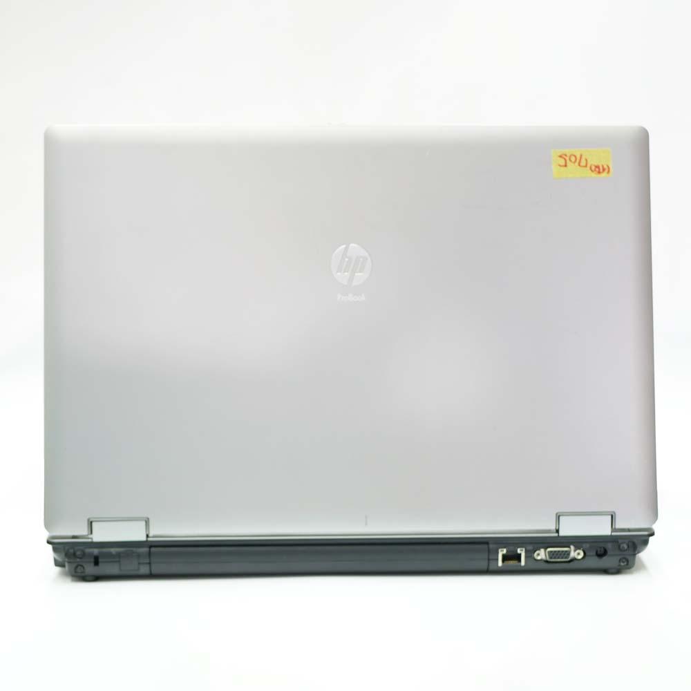 HP Probook 6550Bの背面
