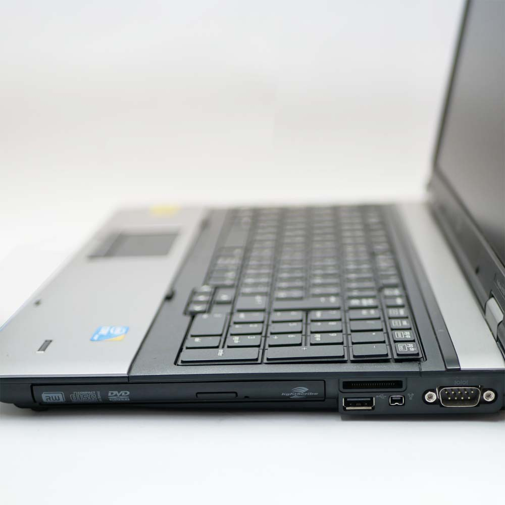 HP Probook 6550Bの右側面