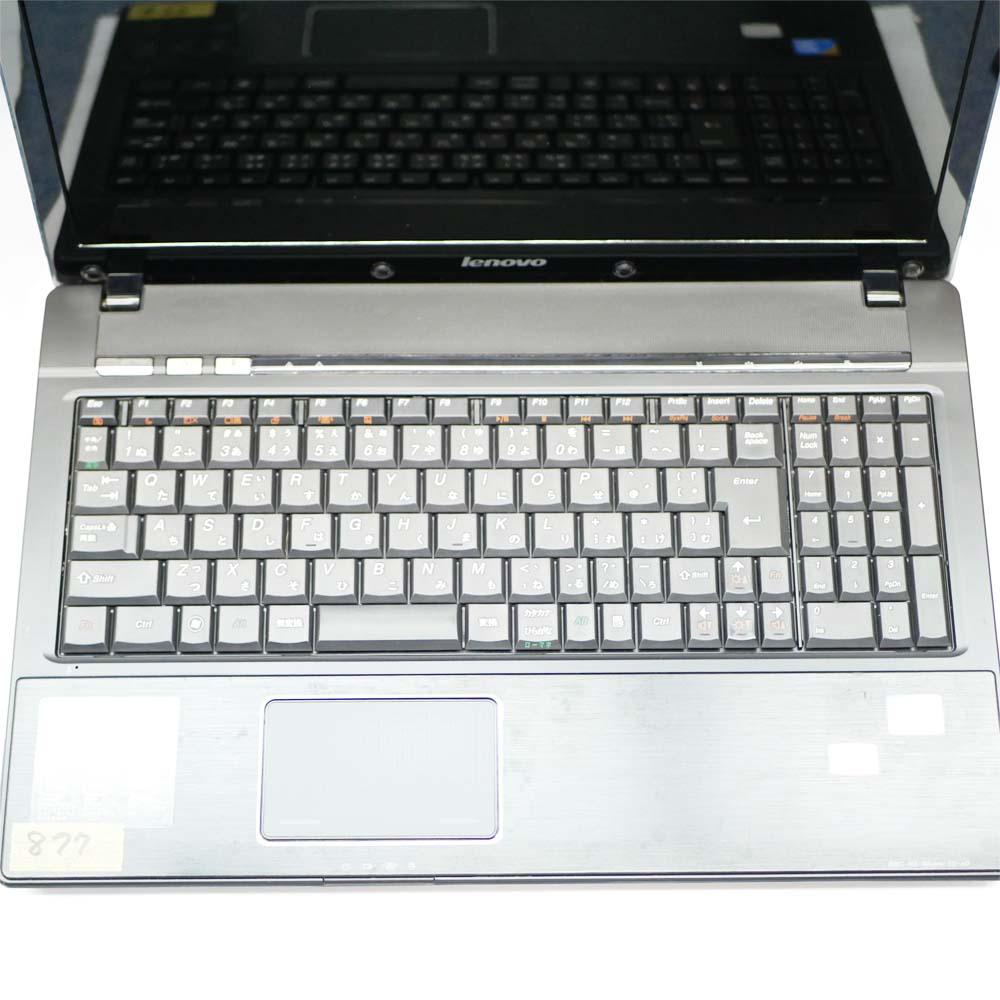 lenovo G560のキーボード