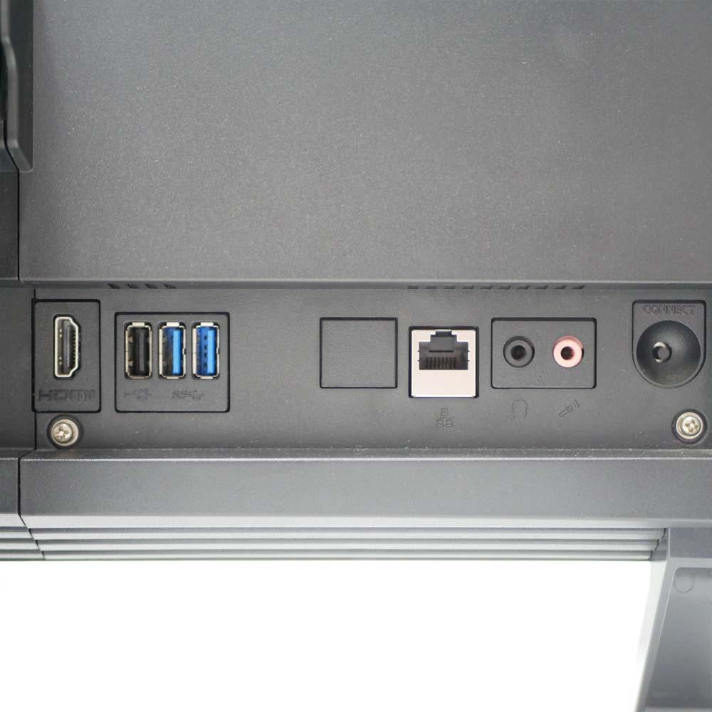 FMV ESPRIMO FH56/KDの背面端子