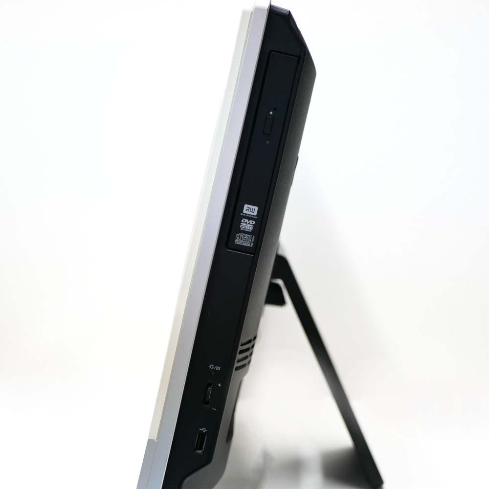 NEC ValueStar N VN370/CS6Wの右側面