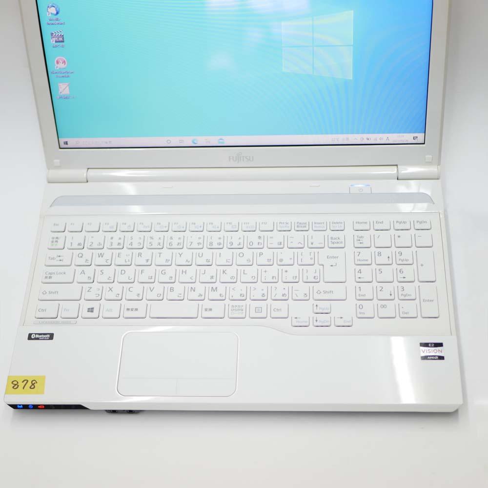 富士通 LIFEBOOK AH40/Kのキーボード